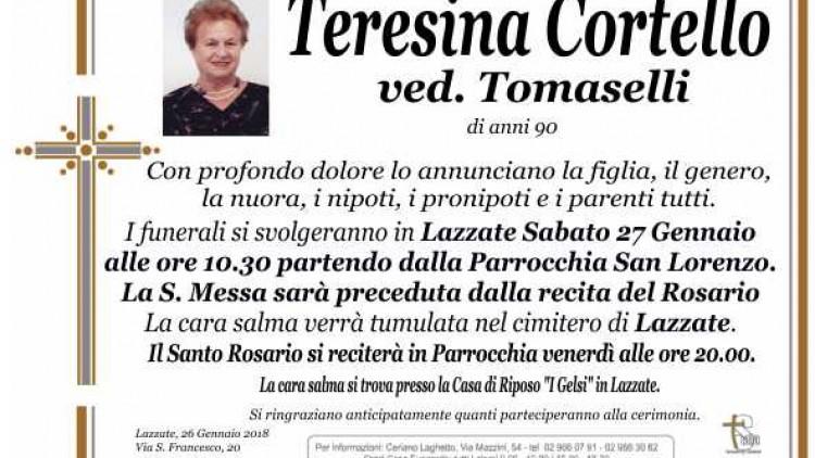 Cortello Teresina