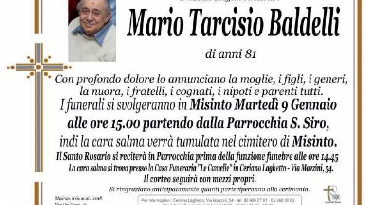 Baldelli Mario Tarcisio