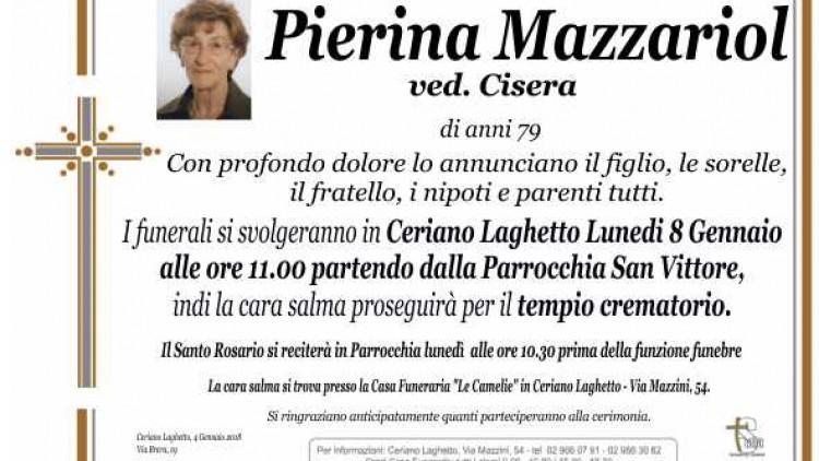 Mazzariol Pierina