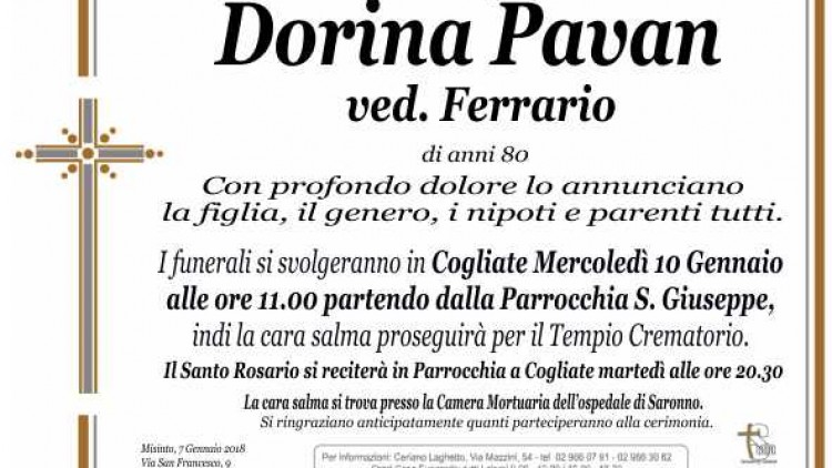 Pavan Dorina