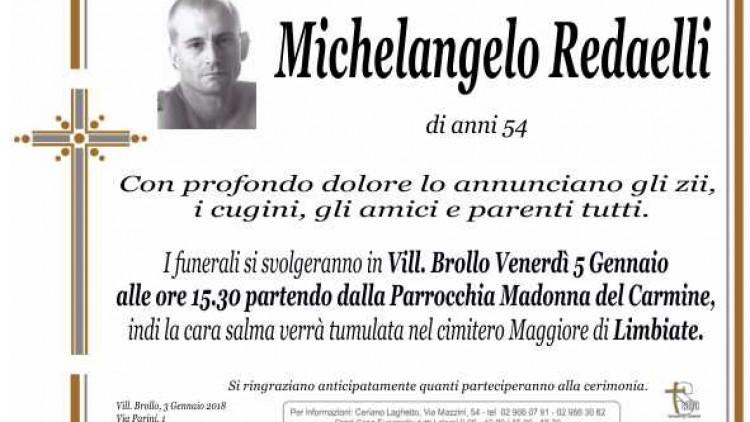 Redaelli Michelangelo