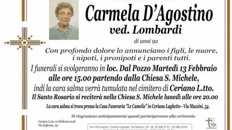 D'Agostino Carmela