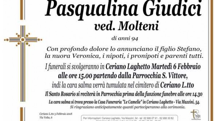 Giudici Pasqualina