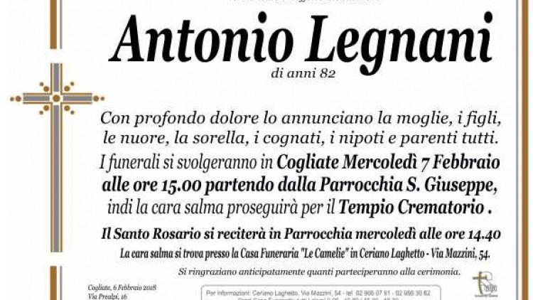 Legnani Antonio