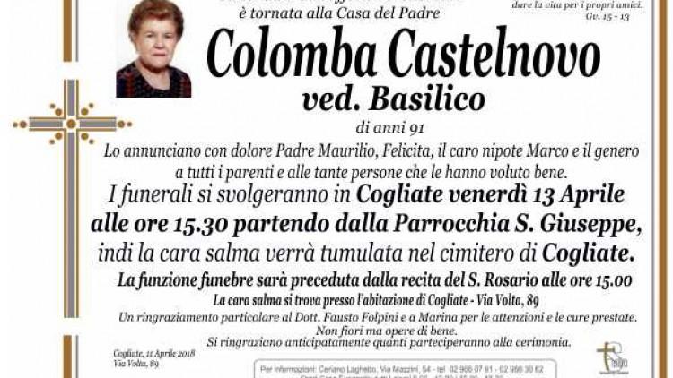 Castelnovo Colomba