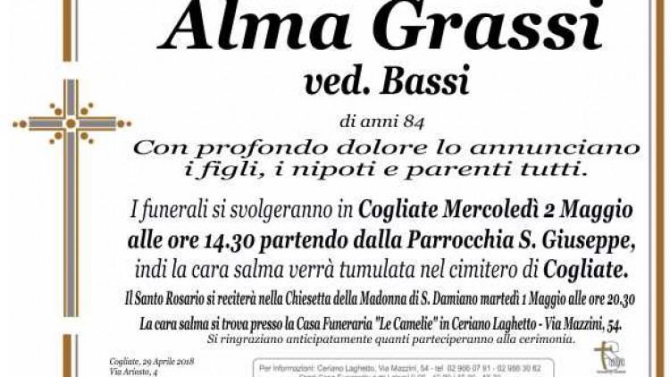 Grassi Alma