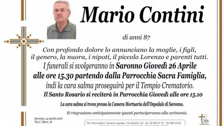 Contini Mario
