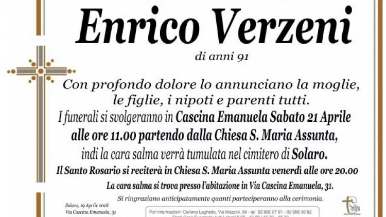 Verzeni Enrico