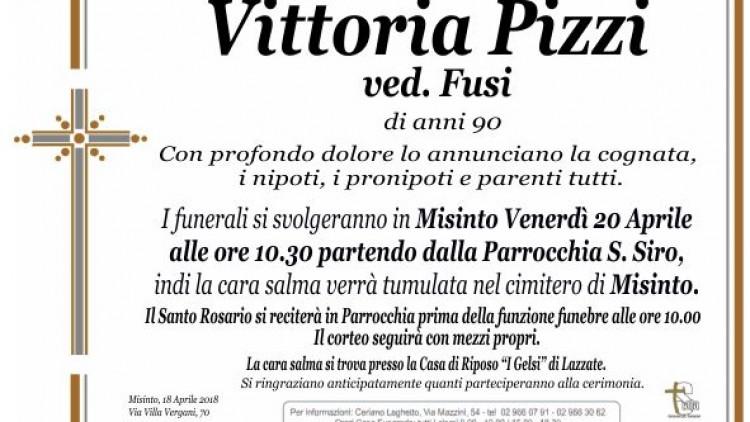 Pizzi Vittoria