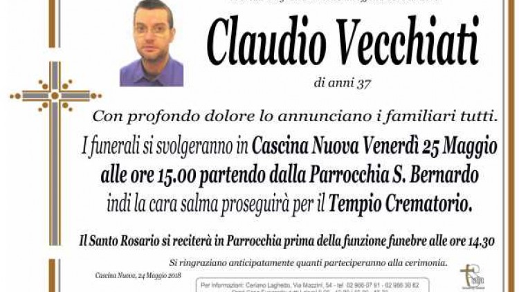 Vecchiati Claudio