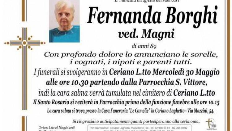 Borghi Fernanda