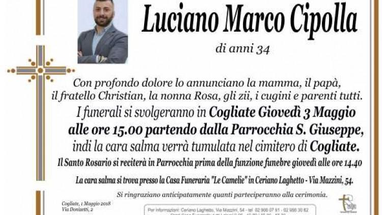 Cipolla Luciano Marco