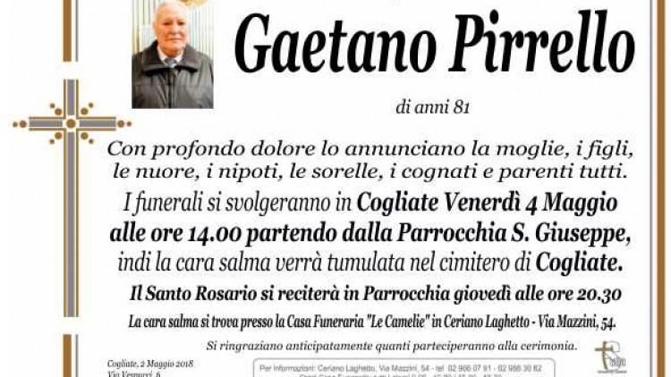 Pirrello Gaetano