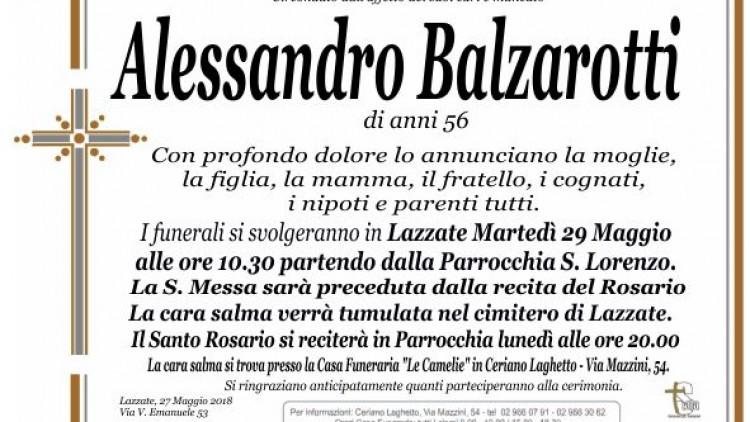 Balzarotti Alessandro