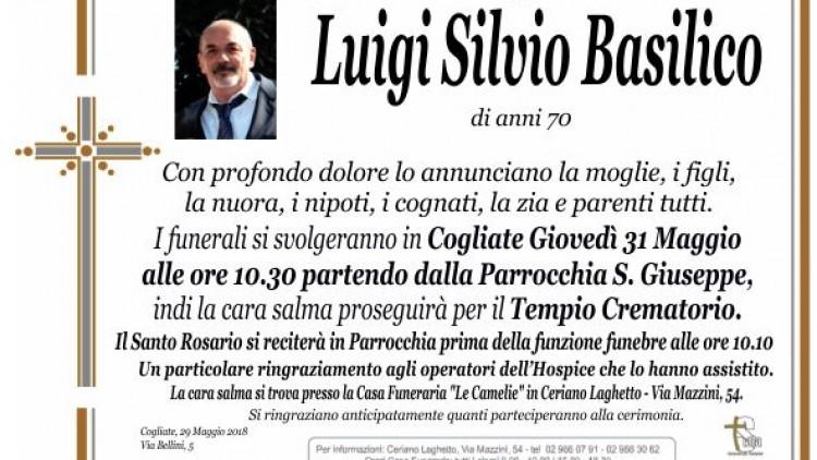 Basilico Luigi Silvio