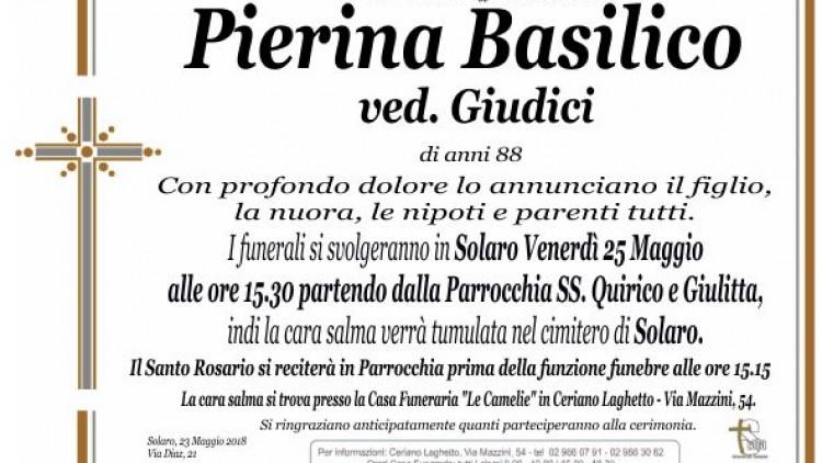 Basilico Pierina