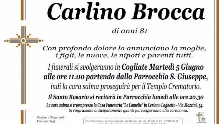 Brocca Carlino