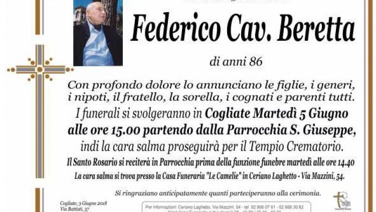 Beretta Federico