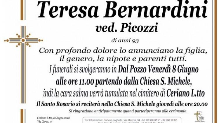 Bernardini Teresa