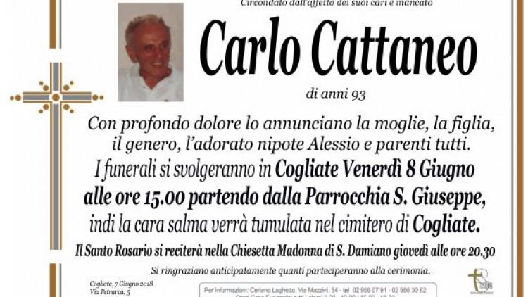 Cattaneo Carlo