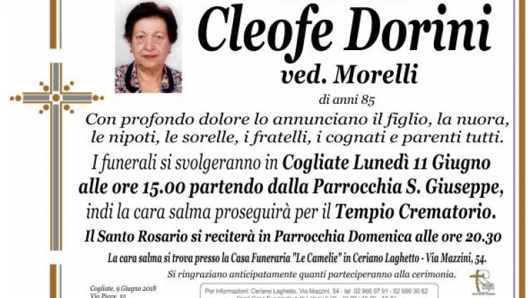Dorini Cleofe