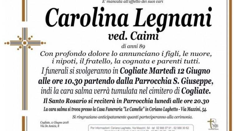 Legnani Carolina