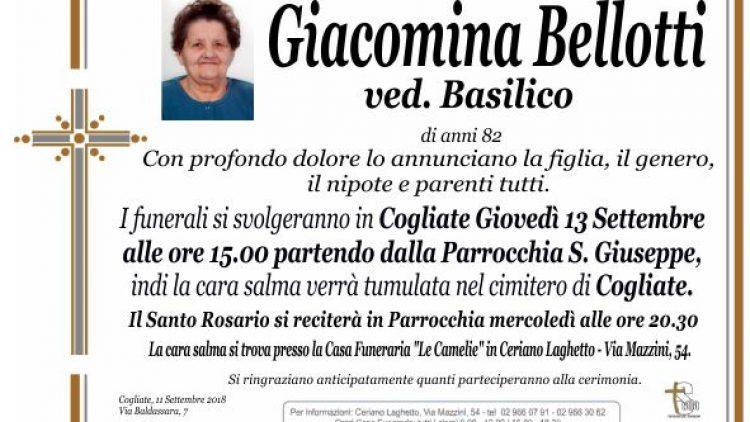 Bellotti Giacomina