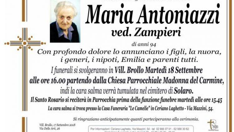 Antoniazzi Maria