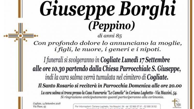 Borghi Giuseppe