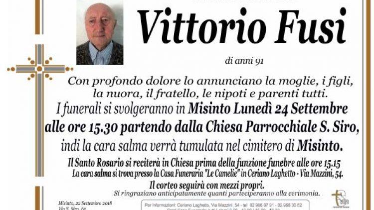 Fusi Vittorio