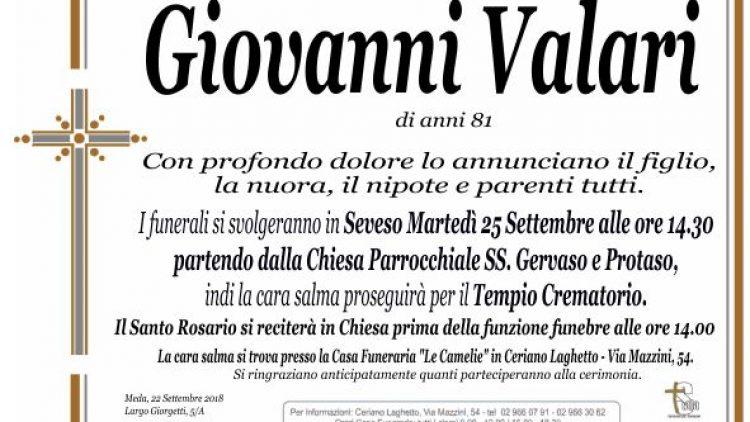 Valari Giovanni