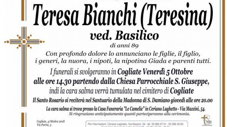 Bianchi Teresa