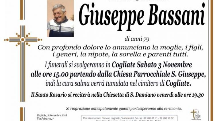Bassani Giuseppe