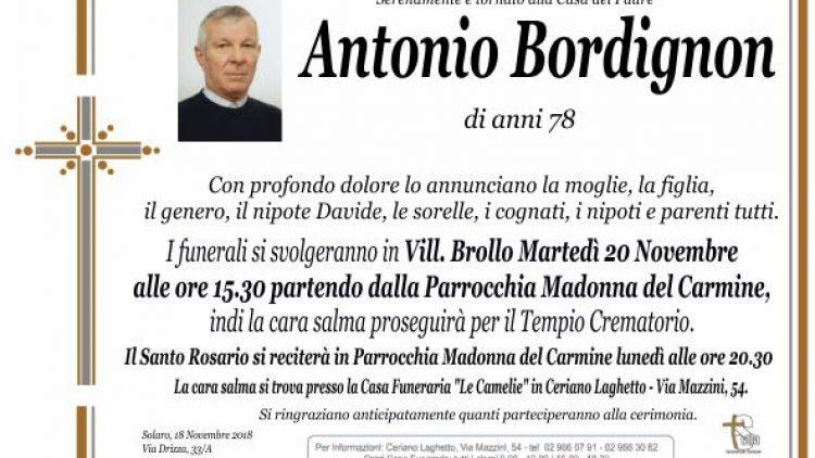 Bordignon Antonio