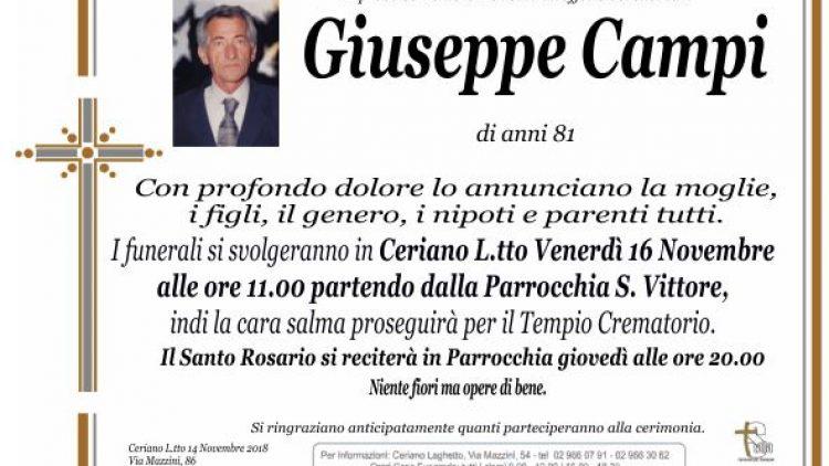 Campi Giuseppe