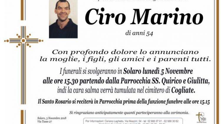 Marino Ciro
