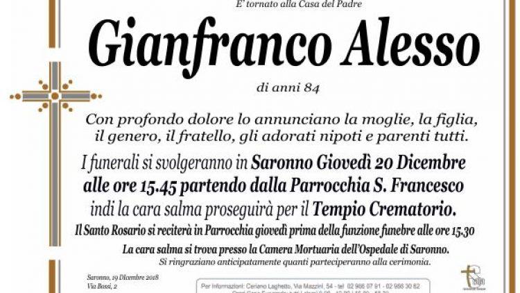 Alesso Gianfranco