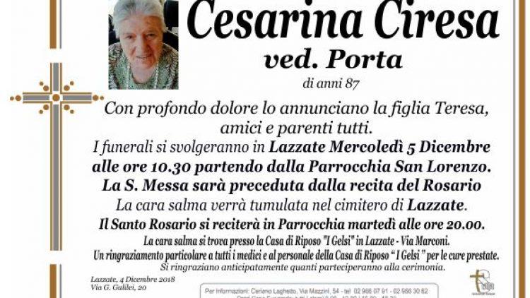 Ciresa Cesarina