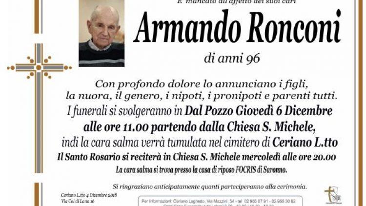 Ronconi Armando