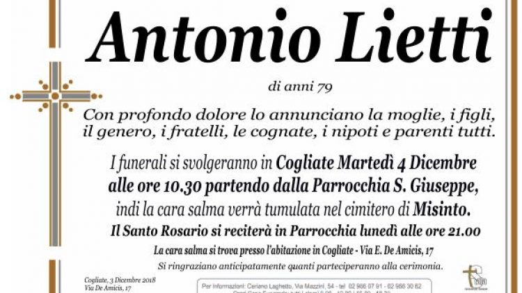 Lietti Antonio