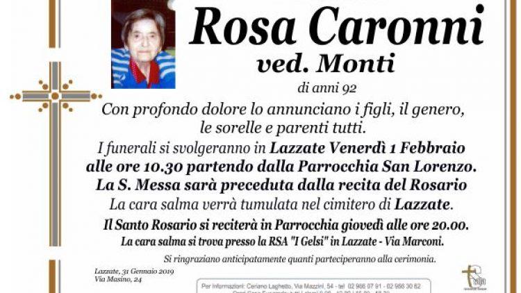 Caronni Rosa