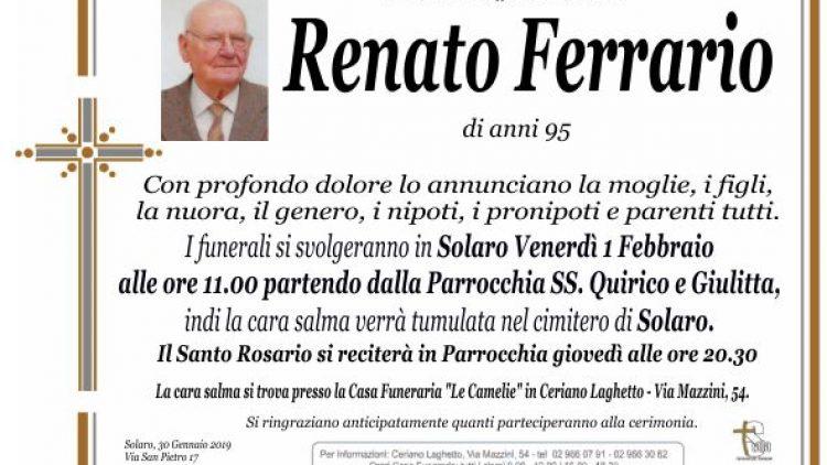 Ferrario Renato