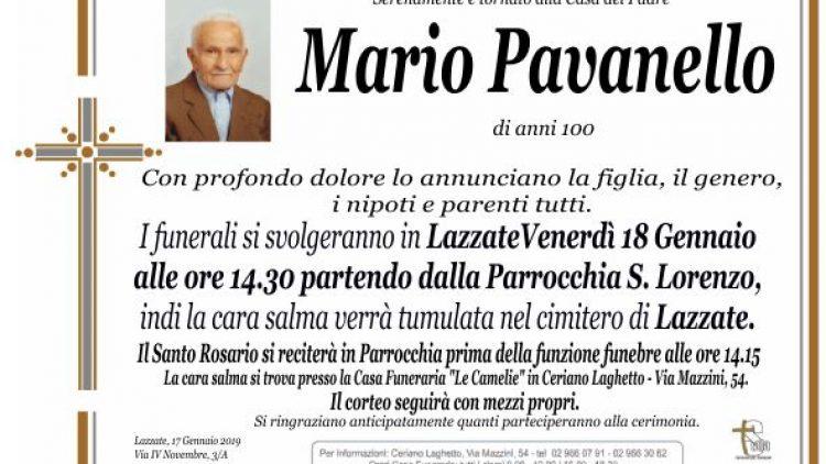 Pavanello Mario