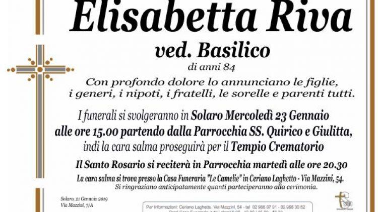 Riva Elisabetta