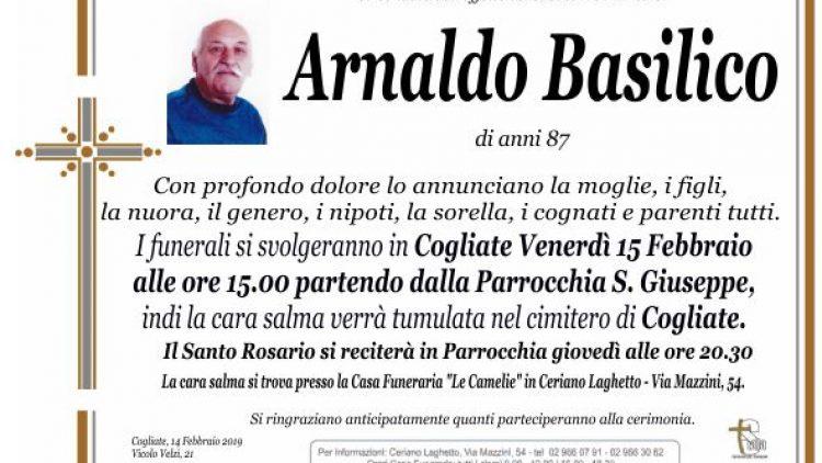 Basilico Arnaldo