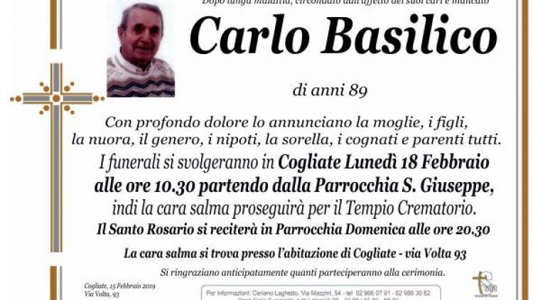 Basilico Carlo