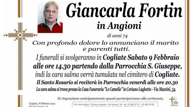 Fortin Giancarla