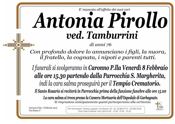 Pirollo Antonia