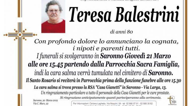 Balestrini Teresa