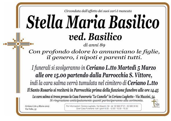 Basilico Stella Maria
